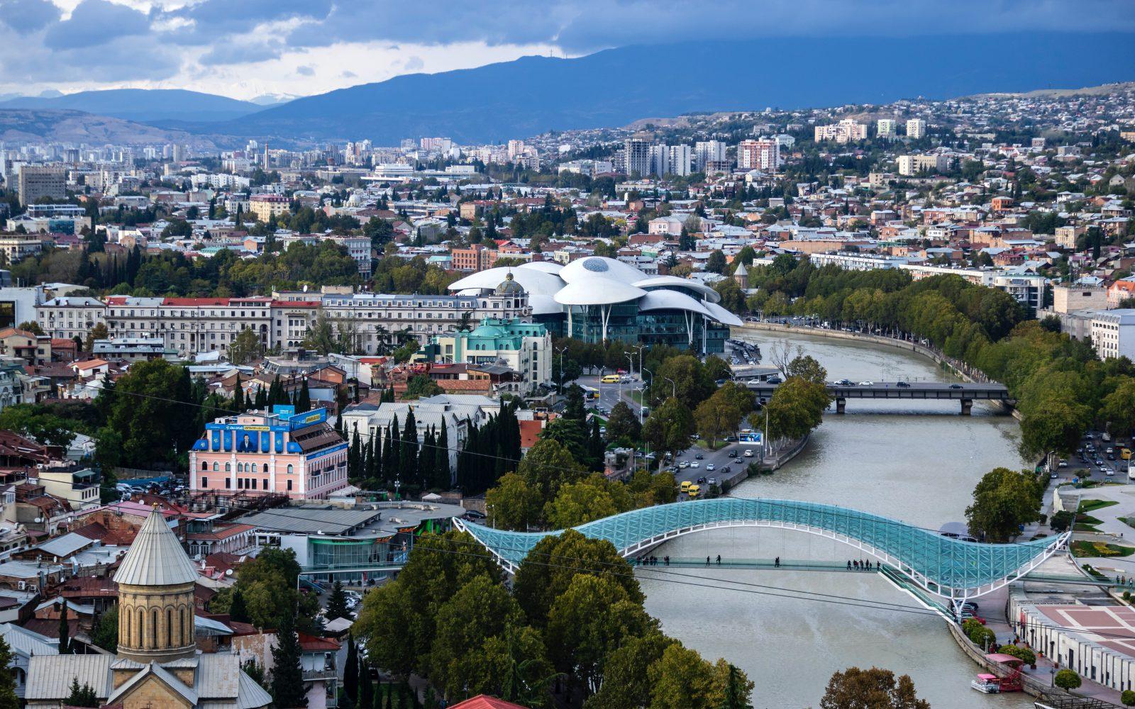 Eine Kindheit In Tiflis